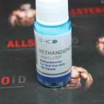 Methandienone (в банках) 10mg/tab - цена за 100 таблеток.