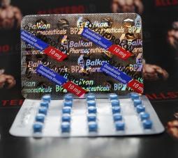 Оксандролон 10 мг (Balkan Pharma)