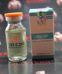 Test C250 (Lyka Pharma)