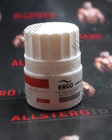 Станозолол (Ergo)